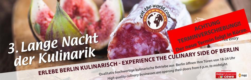 Lange Nacht der Kulinarik 2015 in Berlin
